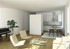 Màu sơn giúp ngôi nhà mát mẻ hơn trong mùa hè